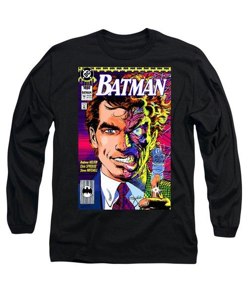 Harvey Dent  Long Sleeve T-Shirt