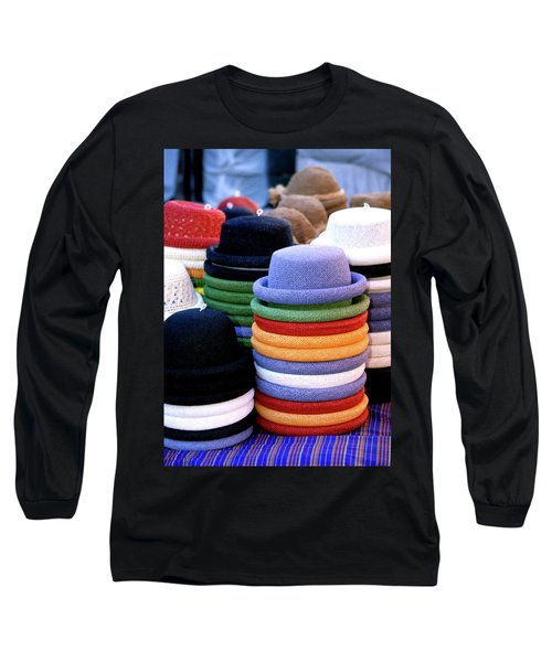 Hats, Aix En Provence Long Sleeve T-Shirt