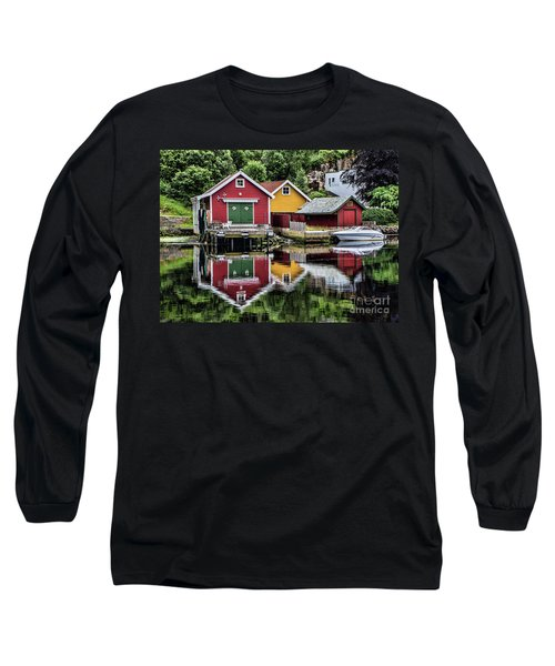 Haugesund Reflections Long Sleeve T-Shirt