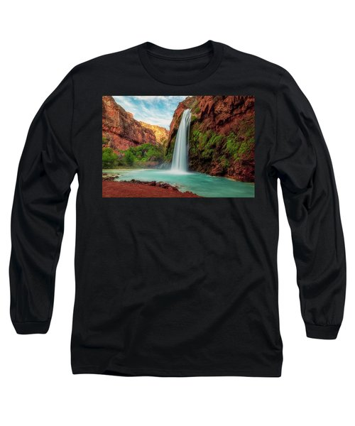Havasupai Falls Long Sleeve T-Shirt