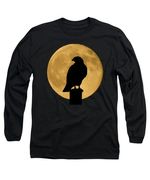 Hawk Silhouette 2 Long Sleeve T-Shirt