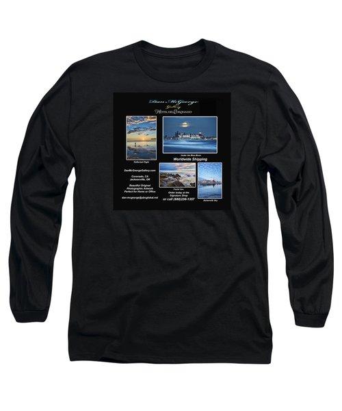 Hdc Tote Bag Long Sleeve T-Shirt