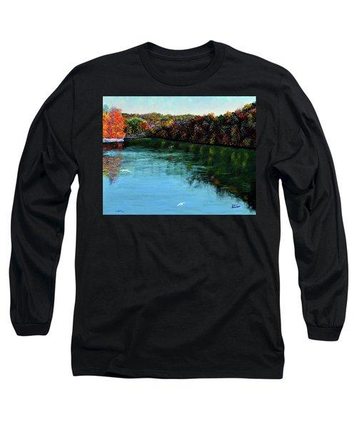 Hdemo1 Long Sleeve T-Shirt by Stan Hamilton