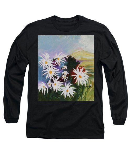 He Loves Me He Loves Me Not Long Sleeve T-Shirt