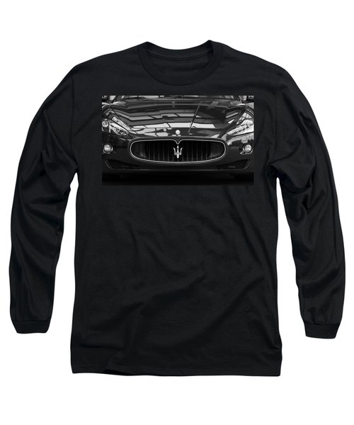 Head On Long Sleeve T-Shirt by Dennis Hedberg