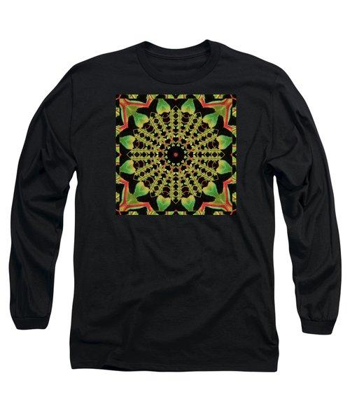 Healing Mandala 13 Long Sleeve T-Shirt