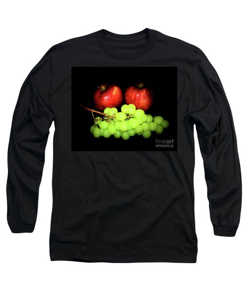 Healthy 1-8 Long Sleeve T-Shirt