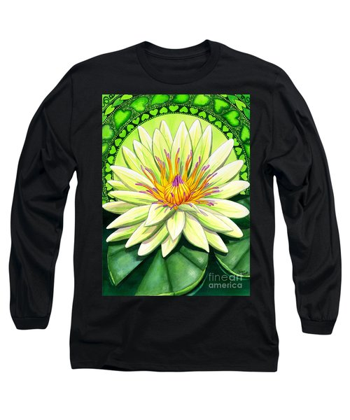 Heart Chakra Long Sleeve T-Shirt