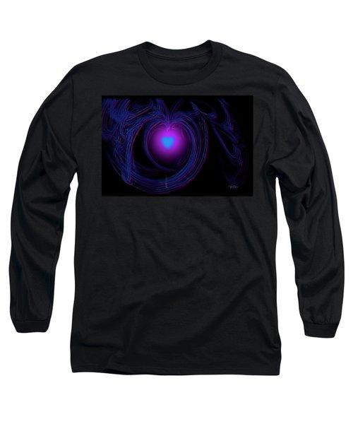 Heart Energy Long Sleeve T-Shirt