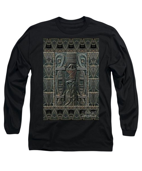 Heart Of Africa Long Sleeve T-Shirt