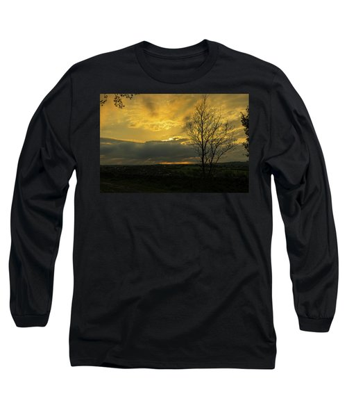 Heart Of Gold Long Sleeve T-Shirt