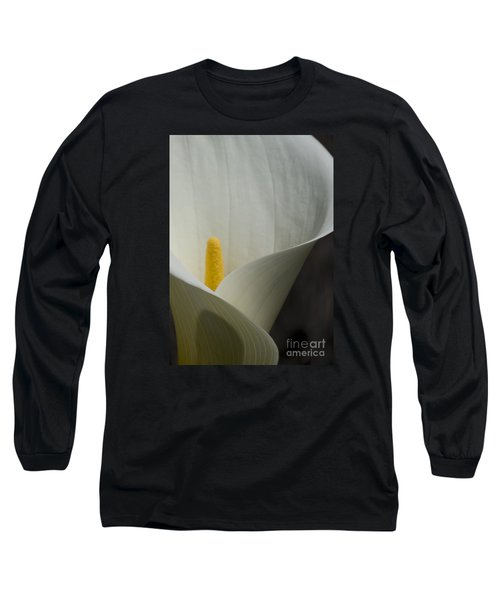 Heart Of The Lily Long Sleeve T-Shirt