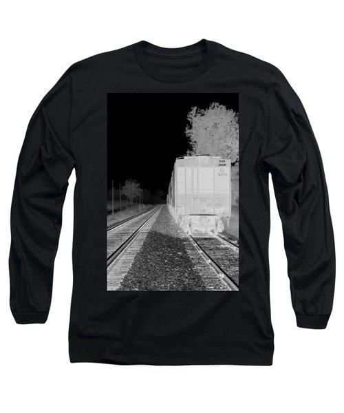 Heat Of The Night Long Sleeve T-Shirt