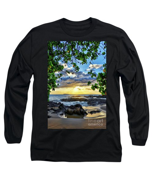 Heaven On Maui Long Sleeve T-Shirt