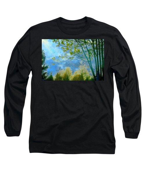 Heavenly Light II Long Sleeve T-Shirt