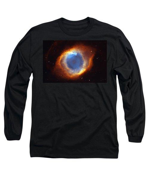Helix Nebula Long Sleeve T-Shirt