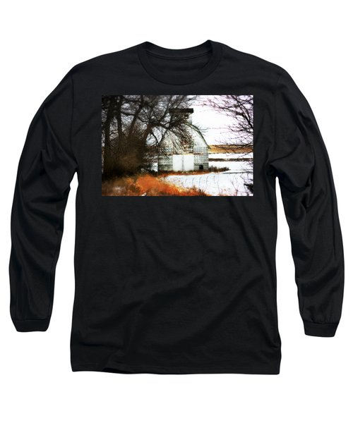 Hello There Long Sleeve T-Shirt by Julie Hamilton