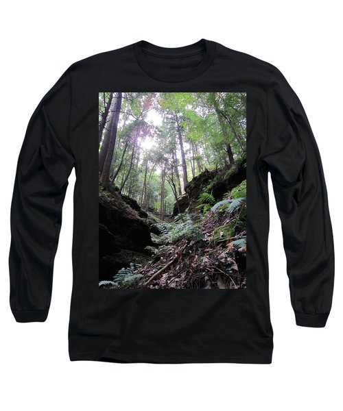 Hemlock Gorge Long Sleeve T-Shirt