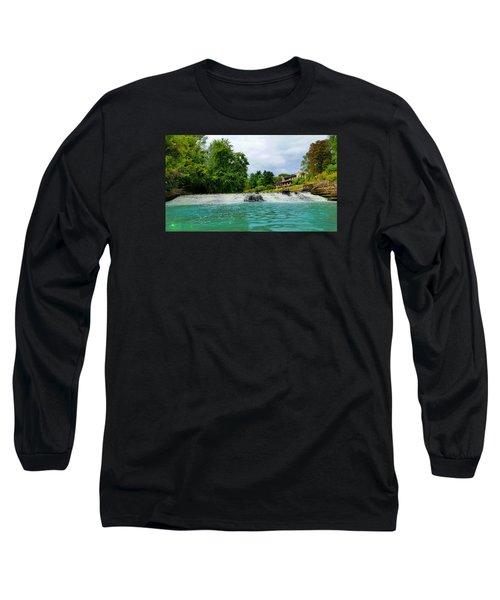 Henry Ford Estate - Fair Lane Long Sleeve T-Shirt by Michael Rucker