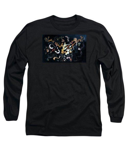 Herculean Construction Long Sleeve T-Shirt