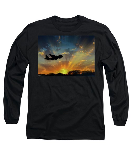 Hercules In The Morning Long Sleeve T-Shirt