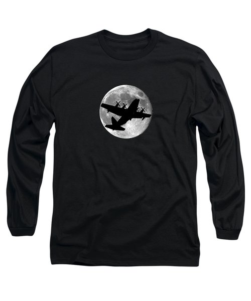 Hercules Moon .png Long Sleeve T-Shirt