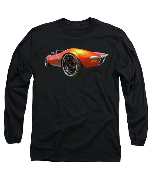 Here Comes The Sun - '72 Stingray Long Sleeve T-Shirt
