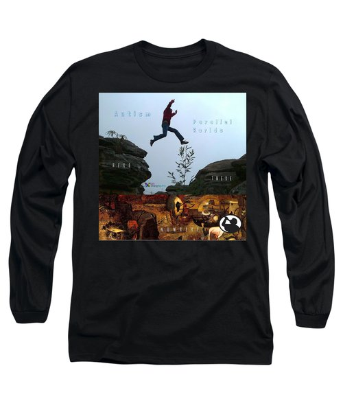 Here There Nowhere Long Sleeve T-Shirt