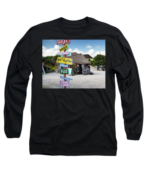 Here's What's Here 2 Long Sleeve T-Shirt