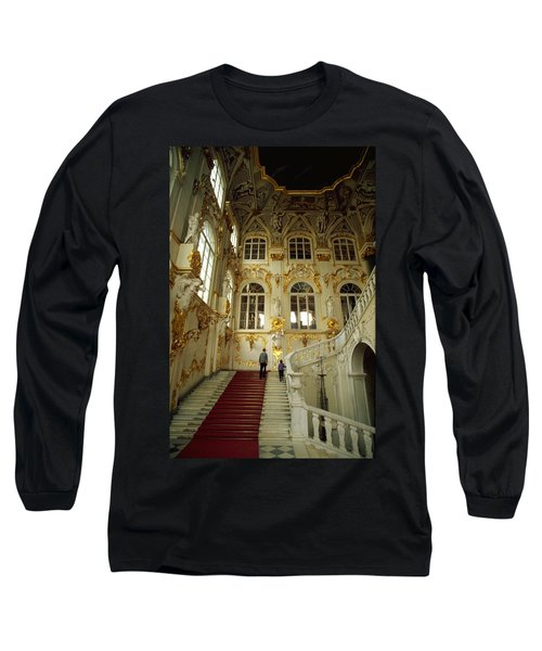 Hermitage Staircase Long Sleeve T-Shirt