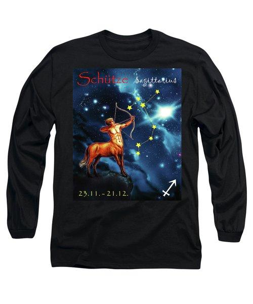 Hero Of The Stars Long Sleeve T-Shirt