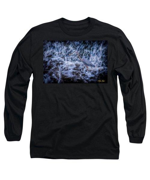 Heron Falls Long Sleeve T-Shirt