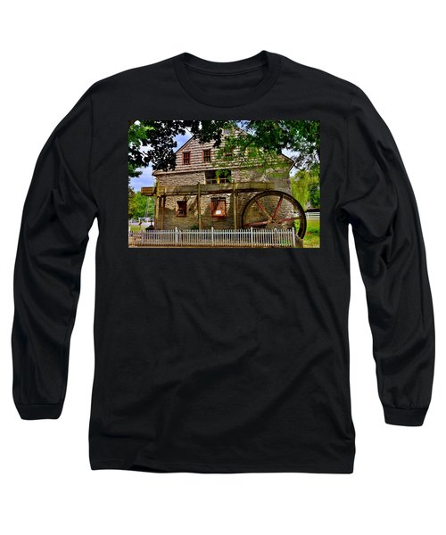 Herr's Grist Mill Long Sleeve T-Shirt