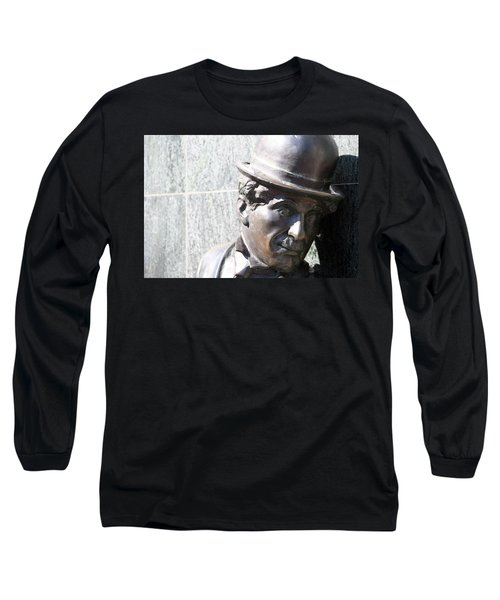 Hey Charlie Long Sleeve T-Shirt