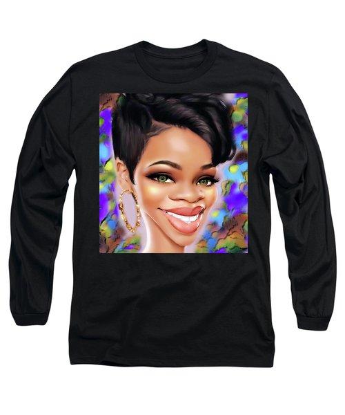 Hey Girl Long Sleeve T-Shirt