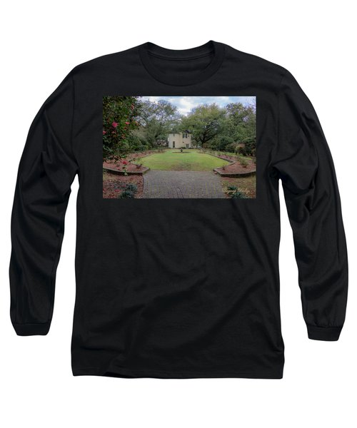 Long Sleeve T-Shirt featuring the photograph Heyman Garden 03 by Gregory Daley  PPSA