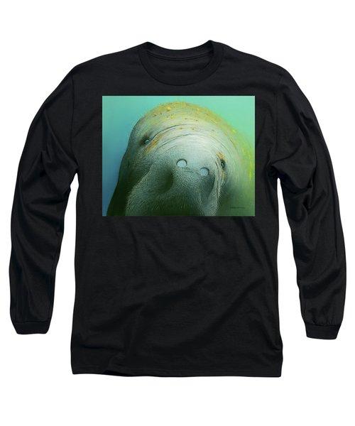 Hi There Long Sleeve T-Shirt