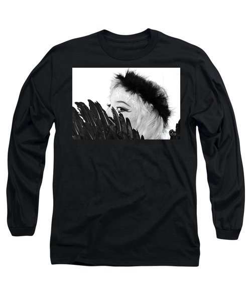 Hidden Angel Long Sleeve T-Shirt