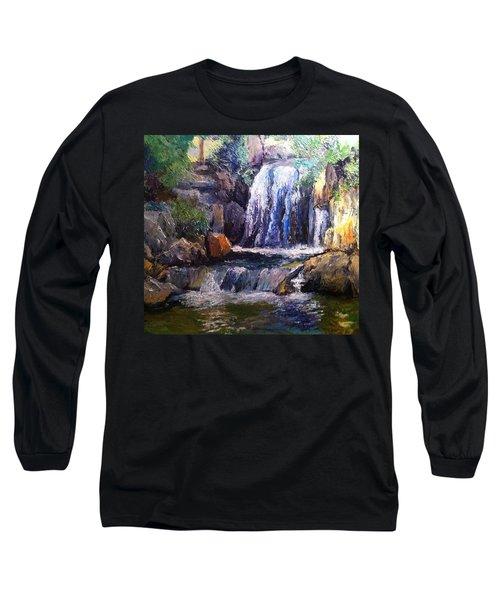 Hidden Beauty Long Sleeve T-Shirt by Gail Kirtz