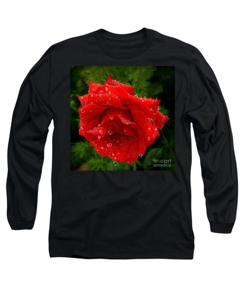 Hidden Hearts Long Sleeve T-Shirt