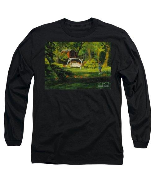Hiedi's Swing Long Sleeve T-Shirt