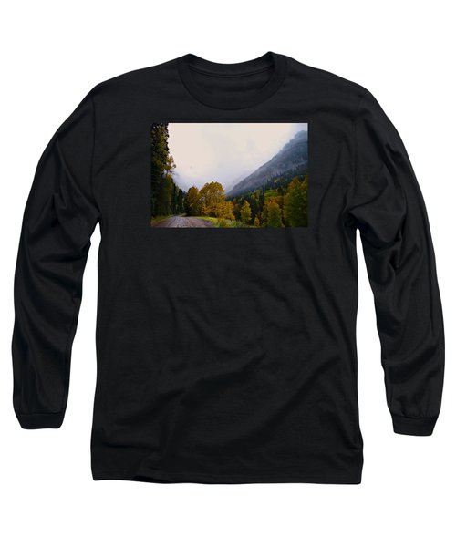 Long Sleeve T-Shirt featuring the photograph Highlands by Laura Ragland