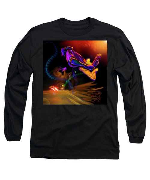 Highway Jam Long Sleeve T-Shirt