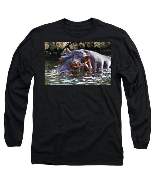 Hippo 3779_2 Long Sleeve T-Shirt