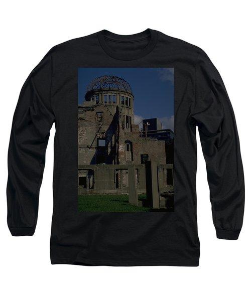 Hiroshima Peace Memorial Long Sleeve T-Shirt