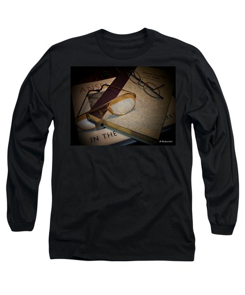 His And Hers - A Still Life Long Sleeve T-Shirt