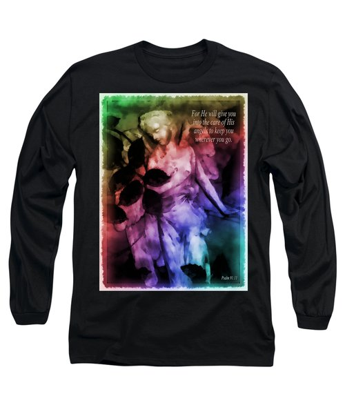 His Angels 2 Long Sleeve T-Shirt