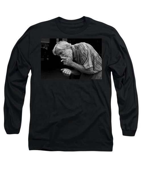 His Name Is Bow Long Sleeve T-Shirt