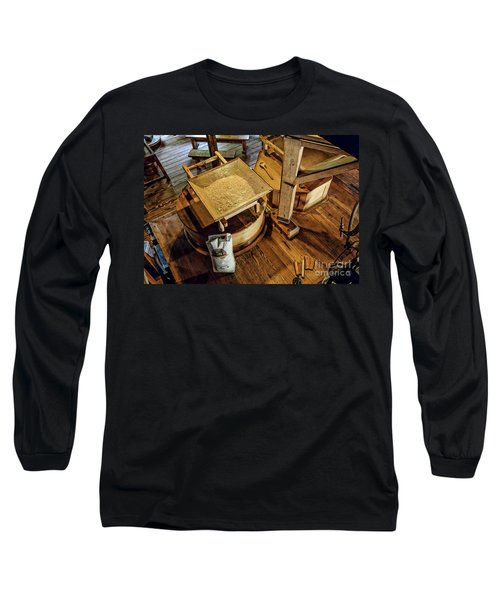 Historic Bale Mill Long Sleeve T-Shirt
