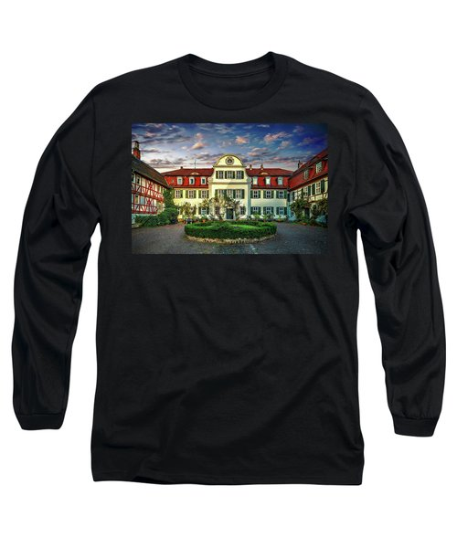 Historic Jestadt Castle Long Sleeve T-Shirt